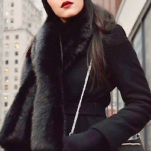 Zara | Luxe Fur Scarf